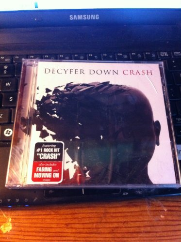 Decyfer Down CD Crash