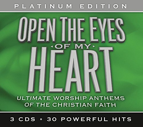 Open The Eyes Of My Heart Plat Open The Eyes Of My Heart Plat 3 CD