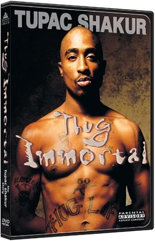Thug Immortal 2pac Shakur Stor 2pac Explicit Version Nr