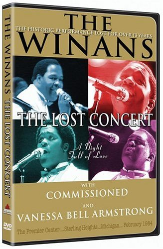 Winans Lost Concert