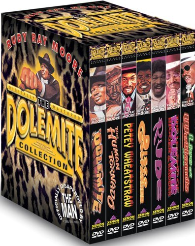 Dolemite Collection Bigger & B Moore Rudy Ray Ws 5.1 R 7 DVD