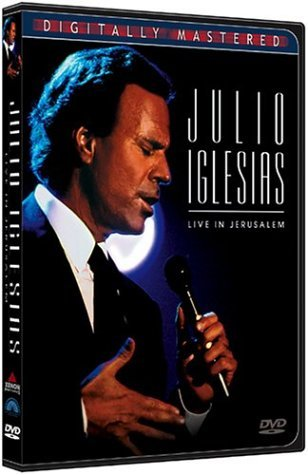 Julio Iglesias Live In Jerusalem