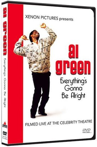 Al Green Everything's Gonna Be Alright