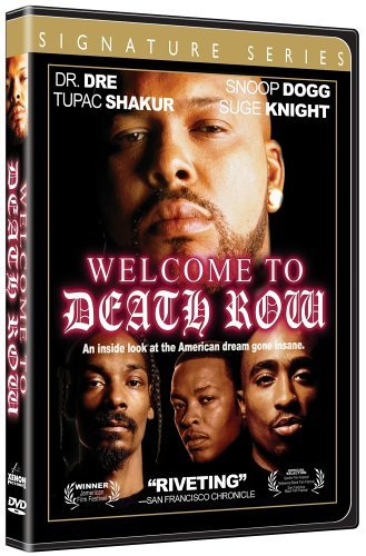 Welcome To Death Row Signature Series Nr