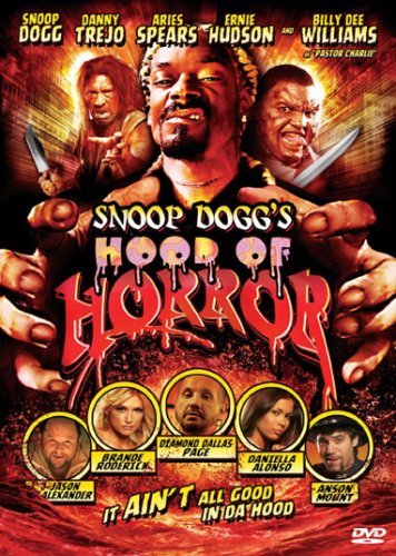 Snoop Dogg's Hood Of Horror Snoop Doggries Spears Nr