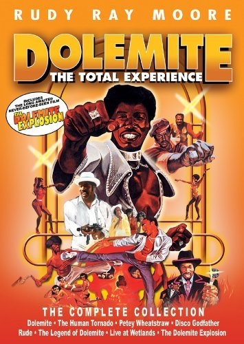 Rudy Ray Moore Dolemite The Total Experience