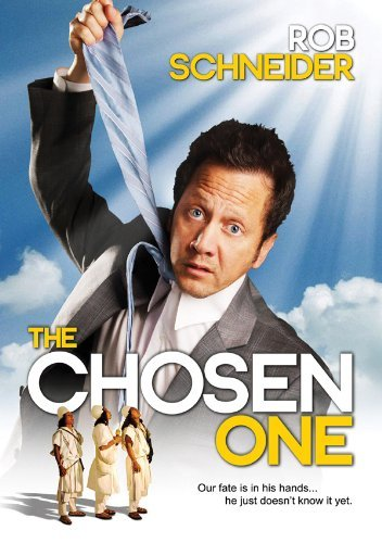 Chosen One Schneider Rob Blu Ray