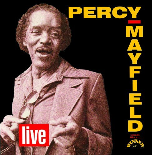 Percy Mayfield Live