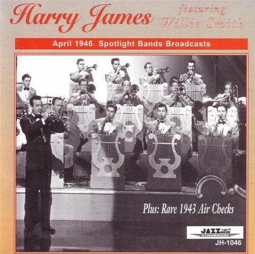 Harry James April 1946 Spotlight Bands Bro