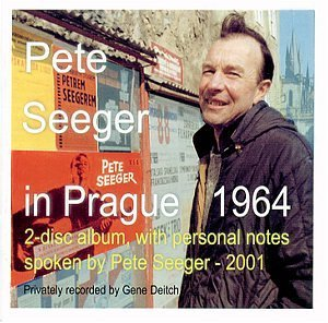Pete Seeger In Prague 1964 2 CD Set