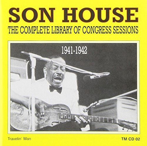 Son House Complete Library Of Congress S