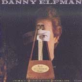 Danny Elfman Vol. 1 Music For A Darkened Th Pee Wee's Big Adventure Batman Dick Tracy Beetlejuice Wisdom