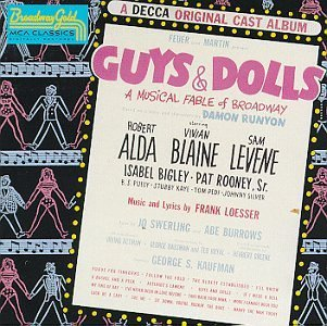 Guys & Dolls Original Cast