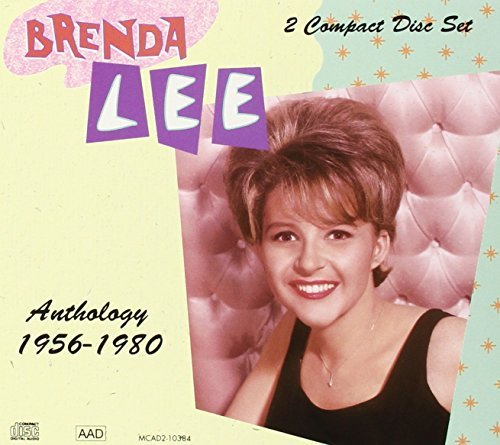 Brenda Lee Anthology 1956 80 2 CD