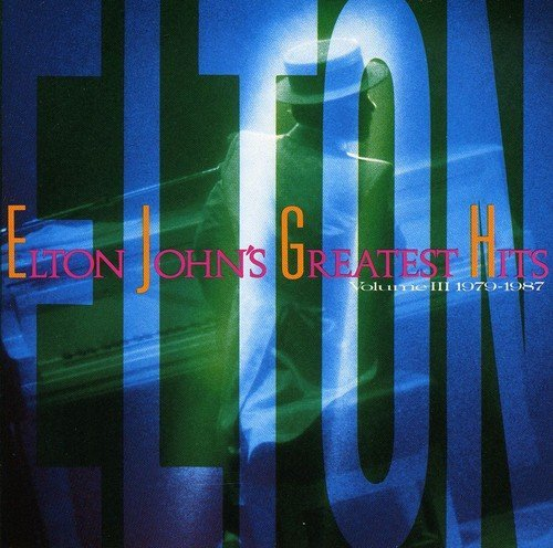 Elton John 1979 87 Greatest Hits Import Can