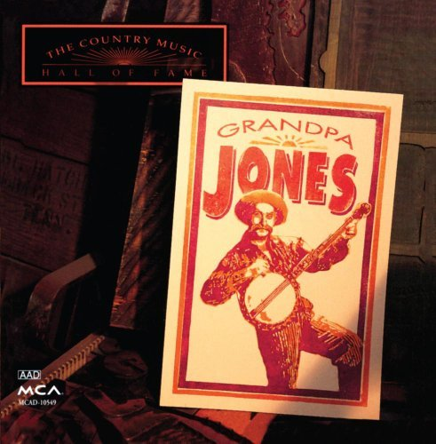 Grandpa Jones Country Music Hall Of Fame
