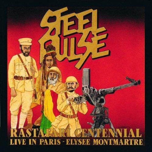 Steel Pulse Rastafari Centennial Live In P