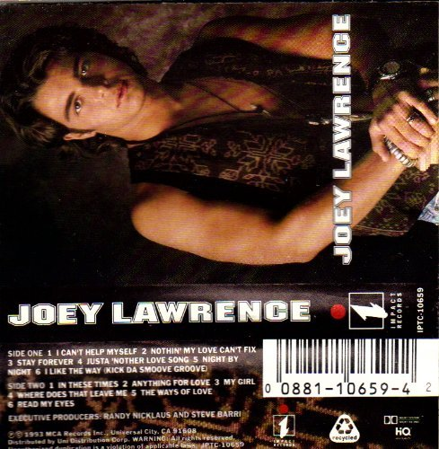 Lawrence Joey Joey Lawrence