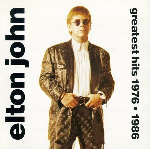 John Elton Greatest Hits 1976 1986