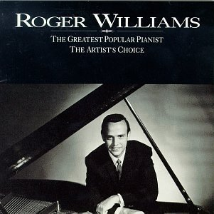 Roger Williams Greatest Pop Pia 2 CD Set