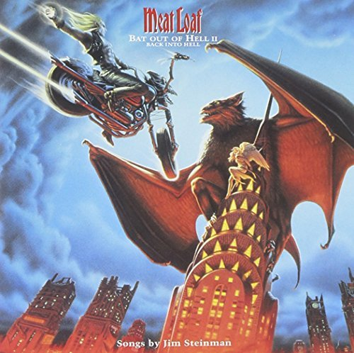 Meat Loaf Bat Out Of Hell Ii Back Into