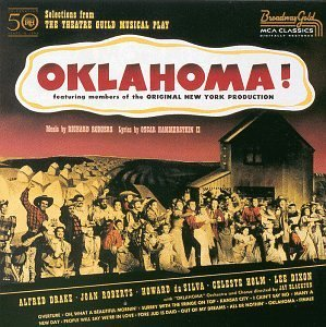 Oklahoma! Original Cast Decca Records