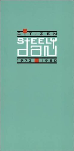 Steely Dan Citizen Steely Dan 1972 1980 4 CD