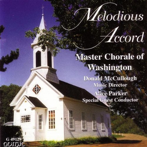 Master Chorale Of Washington Melodious Accord Powell Gori Reid Combs & Mccullough Master Chorale Of W
