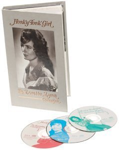Loretta Lynn Honky Tonk Girl Collection 3 CD