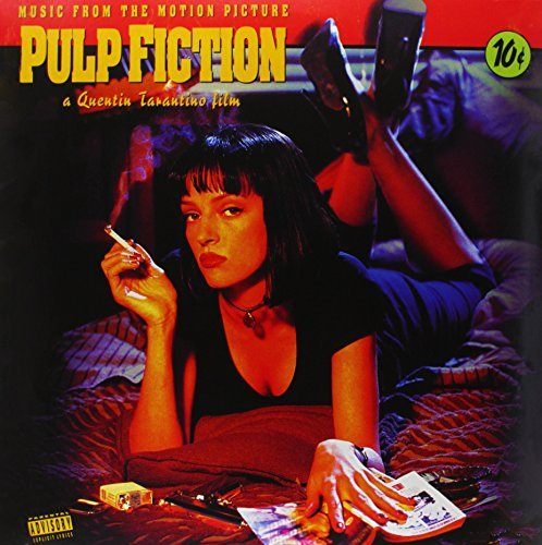 Various Artists Pulp Fiction Springfield Urge Overkill