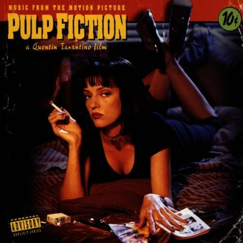 Various Artists Pulp Fiction Explicit Version Springfield Urge Overkill