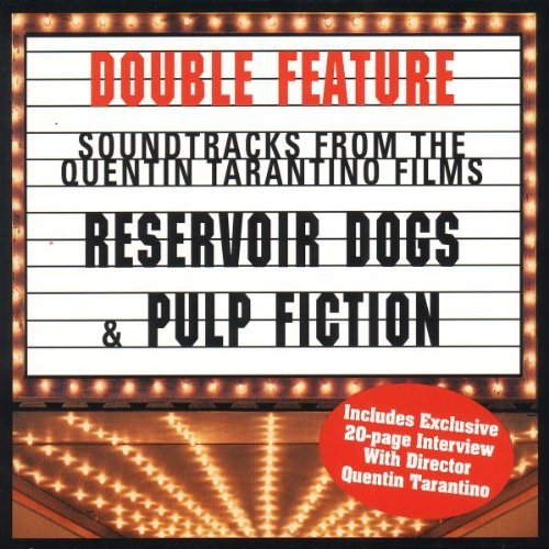 Pulp Fiction Reservoir Dogs Soundtrack Explicit Version 2 CD Set Incl. 20 Pg. Booklet