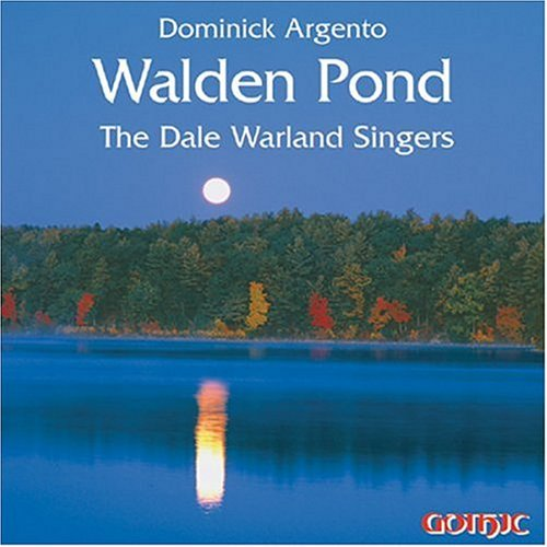D. Argento Walden Pond Kienzle Linfield Johnson & Lark Qt