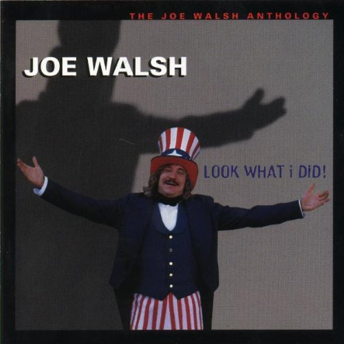 Joe Walsh Look What I Did Anthology 2 CD