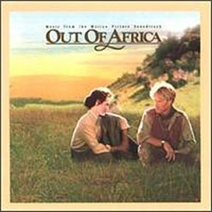 Out Of Africa Soundtrack 24k Gold Disc