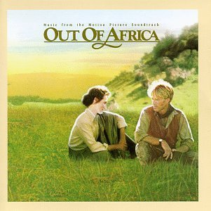 Out Of Africa Soundtrack Music By John Barry