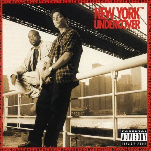 New York Undercover Tv Soundtrack Explicit Version Blige Guy Al B. Sure Monifa