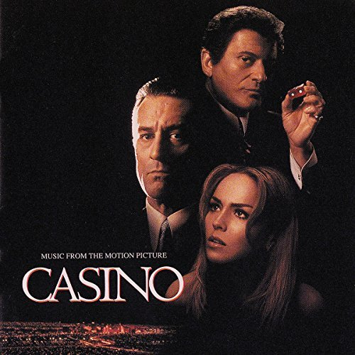 Casino Soundtrack Waters Rollong Stones Redding 2 CD Set