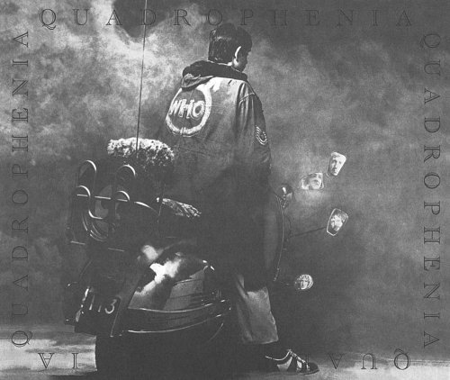 Who Quadrophenia Remastered 2 CD Incl. 52 Pg. Booklet