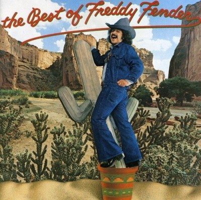 Fender Freddy Best Of Freddy Fender
