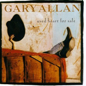 Gary Allan Used Heart For Sale