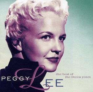 Peggy Lee Best Of The Decca Years Import Can