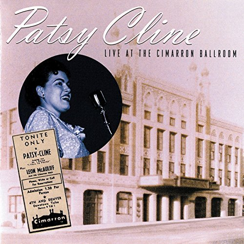 Patsy Cline Live At The Cimarron Ballroom