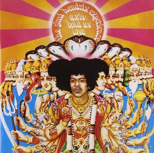 Hendrix Jimi Axis Bold As Love