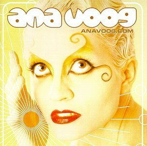 Voog Ana Anavoog.Com Enhanced CD