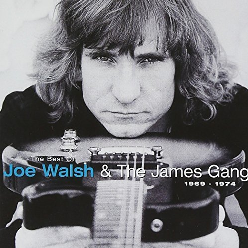 Joe James Gang Walsh Best Of Joe Walsh & The James Import Gbr