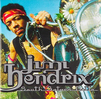 Jimi Hendrix South Saturn Delta Incl. 24 Pg. Booklet