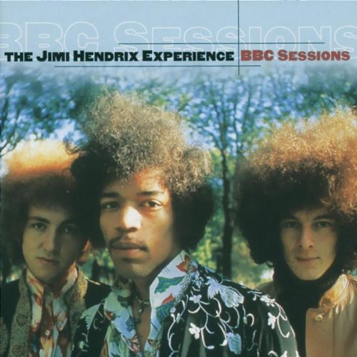 Jimi Hendrix Bbc Sessions 2 CD Set