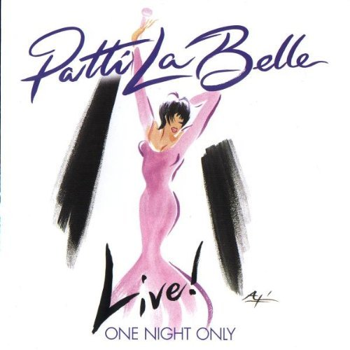 Labelle Patti Live! One Night Only 2 CD Set