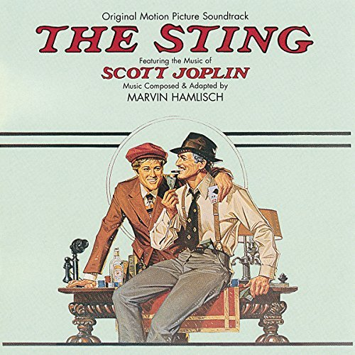 Sting Sting Music By Scott Joplin